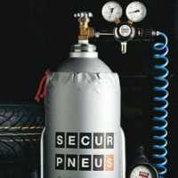 Polnjenje pnevmatik s plinom Secur Pneus